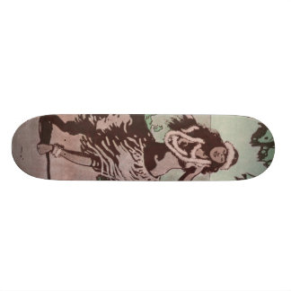 Hula Hula Girl Skateboard