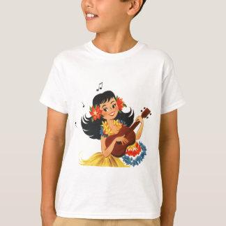 Hula Hula Girl T-Shirt