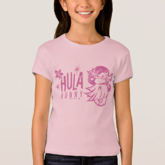 Hula Hunny 1-color girls Tee