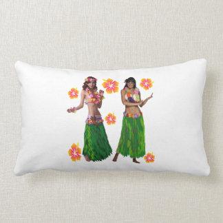 hula kaiko lumbar pillow