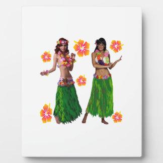 hula kaiko plaque
