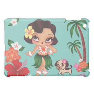 Hula Lulu Ipad Case