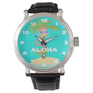 Hula Palm watch