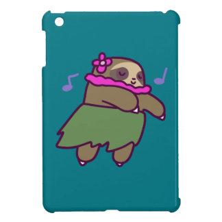 Hula Sloth iPad Mini Cases