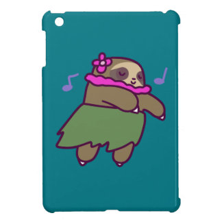 Hula Sloth iPad Mini Cover