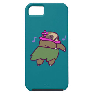 Hula Sloth iPhone 5 Cover