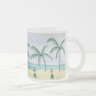 Hulas on the Beach Mugs & Drinkware