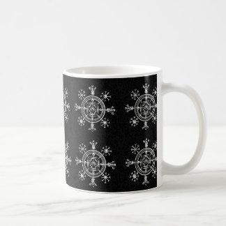 Hulinhjalmur Icelandic magical sign Coffee Mug