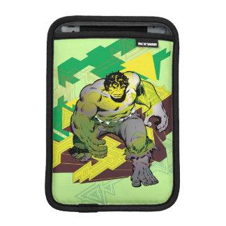 Hulk Abstract Graphic iPad Mini Sleeve