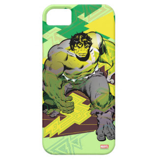 Hulk Abstract Graphic iPhone 5 Cases