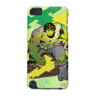 Hulk Abstract Graphic iPod Touch 5G Cover