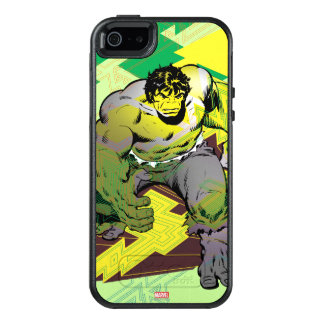 Hulk Abstract Graphic OtterBox iPhone 5/5s/SE Case