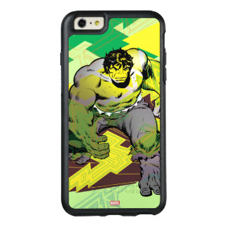 Hulk Abstract Graphic OtterBox iPhone 6/6s Plus Case