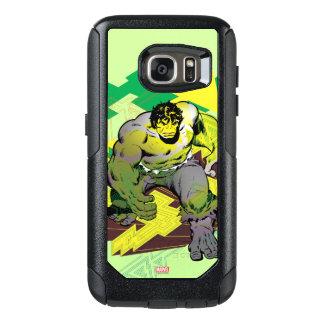 Hulk Abstract Graphic OtterBox Samsung Galaxy S7 Case
