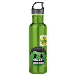 Hulk Emoji 710 Ml Water Bottle