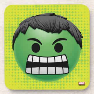 Hulk Emoji Coaster