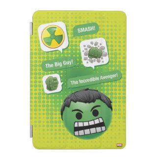 Hulk Emoji iPad Mini Cover