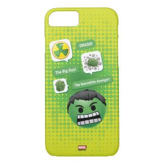 Hulk Emoji iPhone 8/7 Case