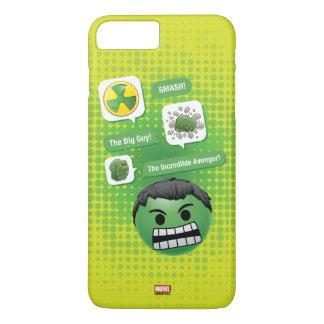 Hulk Emoji iPhone 8 Plus/7 Plus Case