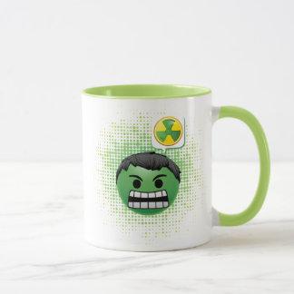 Hulk Emoji Mug