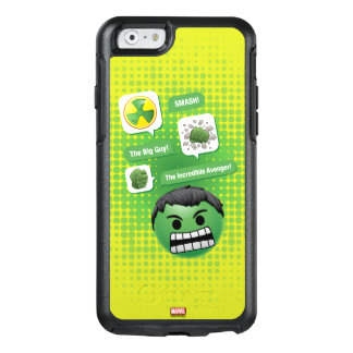 Hulk Emoji OtterBox iPhone 6/6s Case