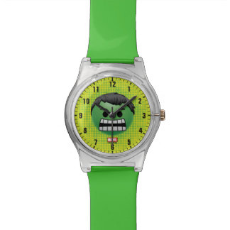 Hulk Emoji Watch