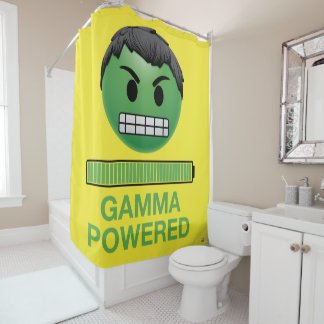Hulk Gamma Powered Emoji