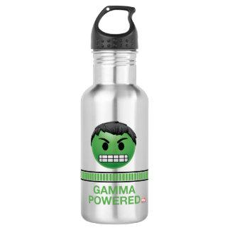 Hulk Gamma Powered Emoji 532 Ml Water Bottle