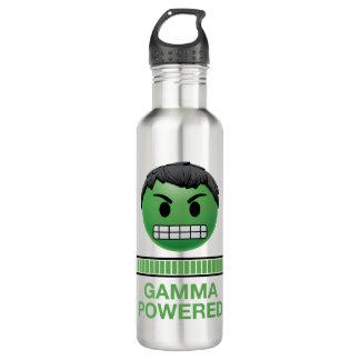 Hulk Gamma Powered Emoji 710 Ml Water Bottle