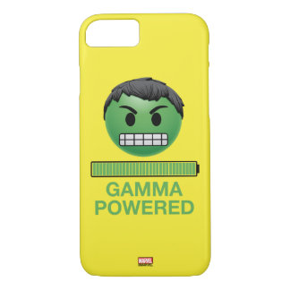 Hulk Gamma Powered Emoji iPhone 8/7 Case