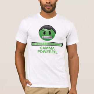 Hulk Gamma Powered Emoji T-Shirt