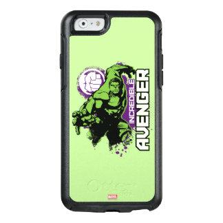 Hulk Incredible Avenger OtterBox iPhone 6/6s Case