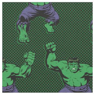 Hulk Retro Arms Fabric