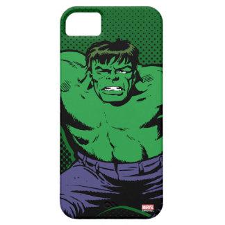 Hulk Retro Arms iPhone 5 Case
