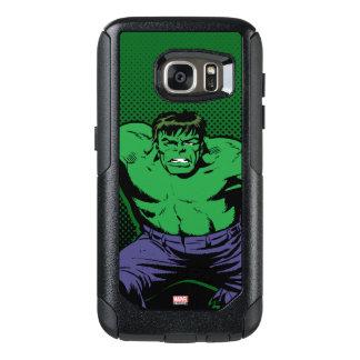 Hulk Retro Arms OtterBox Samsung Galaxy S7 Case
