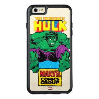 Hulk Retro Comic Character OtterBox iPhone 6/6s Plus Case