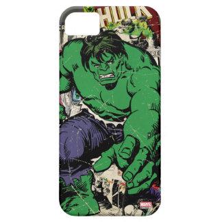 Hulk Retro Comic Graphic iPhone 5 Case