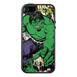 Hulk Retro Comic Graphic OtterBox iPhone 5/5s/SE Case