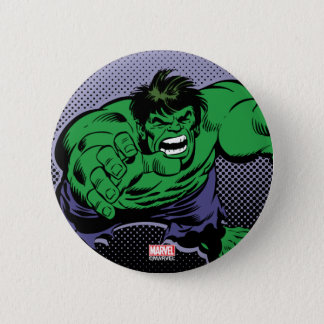 Hulk Retro Dive 2 Inch Round Button