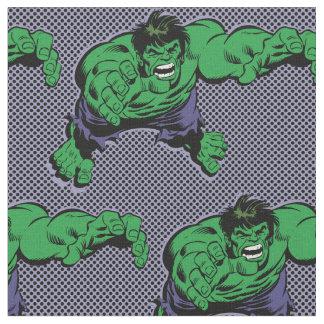 Hulk Retro Dive Fabric