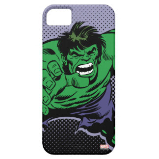 Hulk Retro Dive iPhone 5 Covers