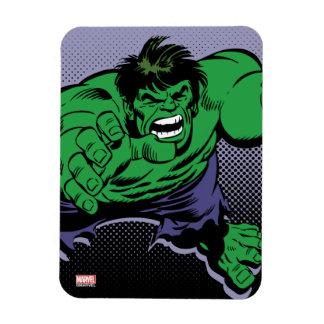 Hulk Retro Dive Magnet