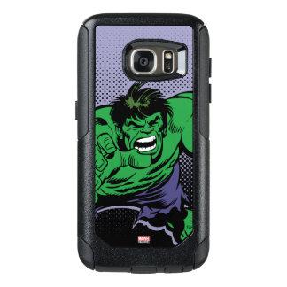 Hulk Retro Dive OtterBox Samsung Galaxy S7 Case