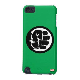 Hulk Retro Fist Icon iPod Touch 5G Case