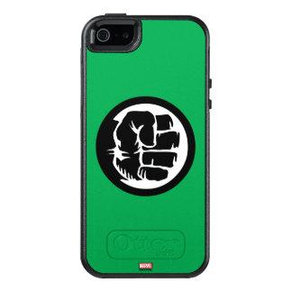 Hulk Retro Fist Icon OtterBox iPhone 5/5s/SE Case