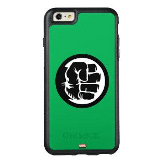 Hulk Retro Fist Icon OtterBox iPhone 6/6s Plus Case