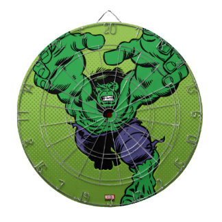 Hulk Retro Grab Dartboard