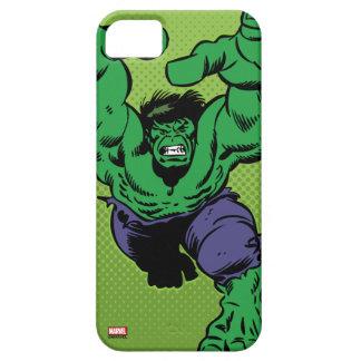 Hulk Retro Grab iPhone 5 Case