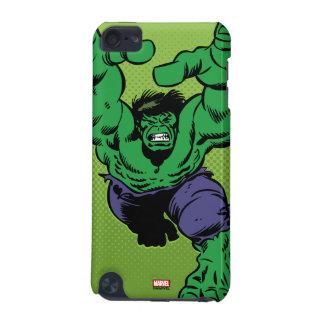 Hulk Retro Grab iPod Touch (5th Generation) Cases