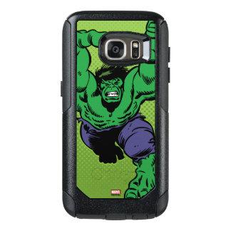 Hulk Retro Grab OtterBox Samsung Galaxy S7 Case